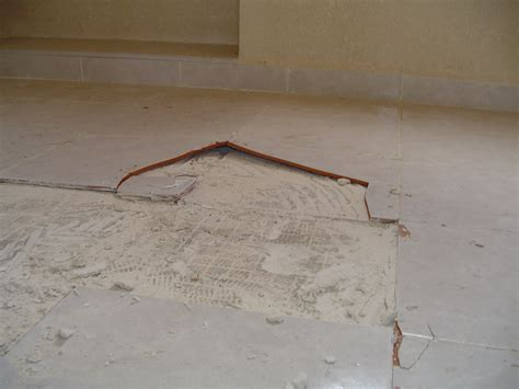 Tile Without Grout by Tile Floor Movement And Expansion Joints Problems