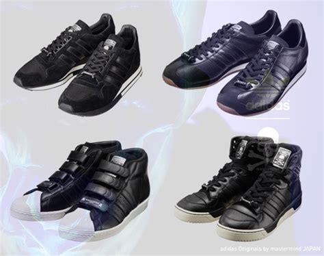 Sepatu Adidas Mastermind Japan 2 mastermind japan x adidas originals quot 7 days exclusive quot last collection freshness mag