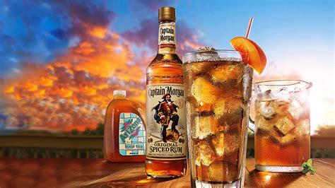 captain morgan rum  cuba libre wallpaper  desktop