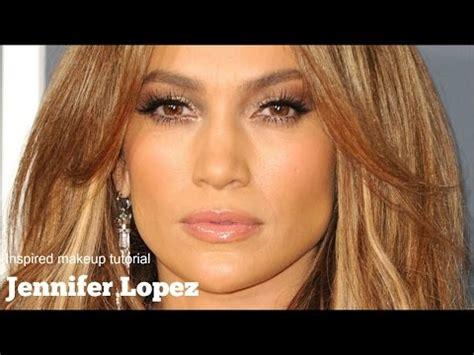 jen makeup tutorial jennifer lopez makeup tutorial themakeupchair makeup