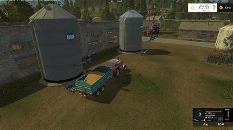 silo bin v 1 1 mod farming simulator 2015 15 mod