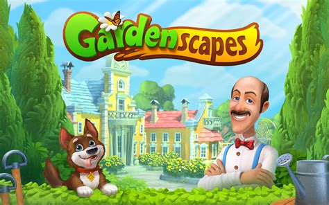 Gardenscapes On Gardenscapes Android Apps On Play