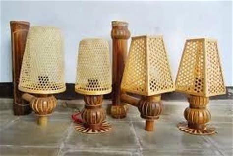 cara membuat kerajinan tangan yang bernilai jual tinggi 12 kerajinan tangan dari bambu unik dan kreatif bernilai