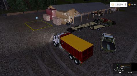 kenworth truck bedding kenworth dump bed v2 modhub us