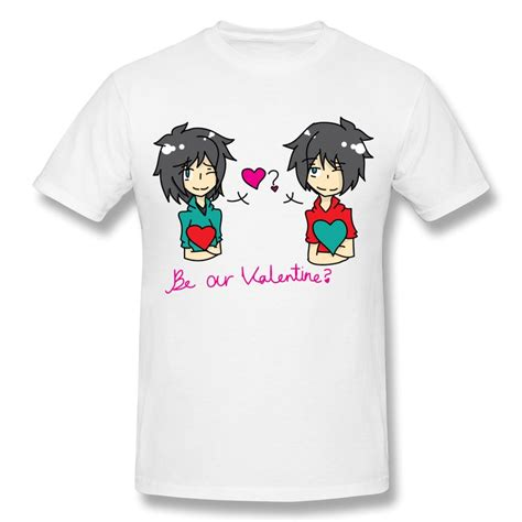 shirts for valentines day gildan mens t shirt for our valentines day custom
