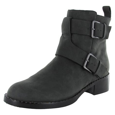 Gentle Souls Womens Best Of Leather Motorcycle Ankle Boot