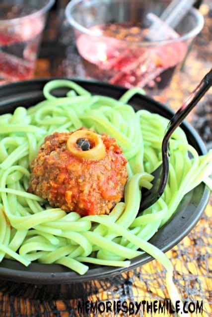 halloween inspired dinners real housemoms