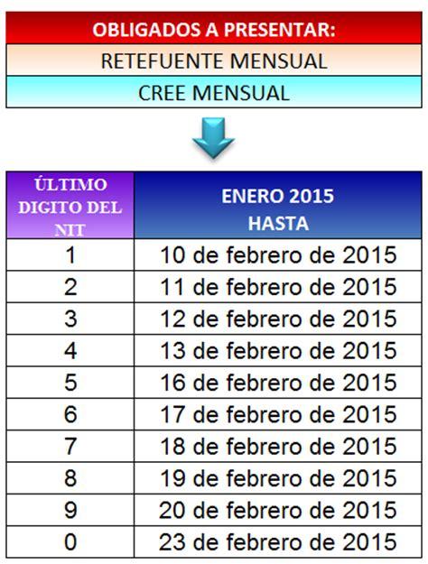 calendario tributario 2016 exogena calendario tributario exogena 2016