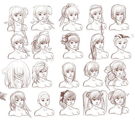 chibi hairstyles drawing pinterest chibi and hairstyles easy chibi hairstyles www pixshark com images