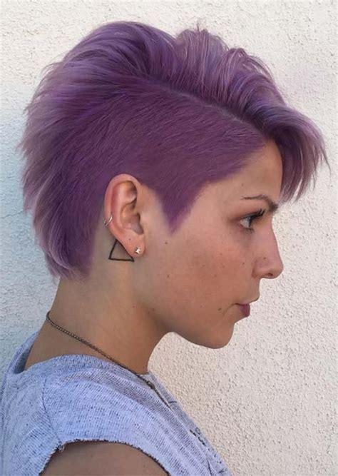 rad short undercut hairstyles   women fashionre
