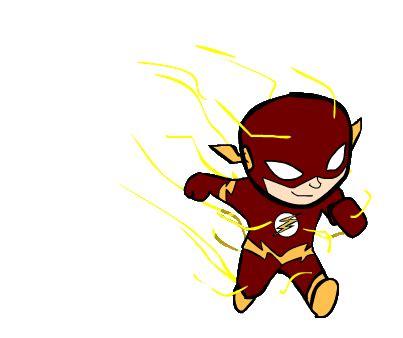 the flash run cycle by atarax1c on deviantart