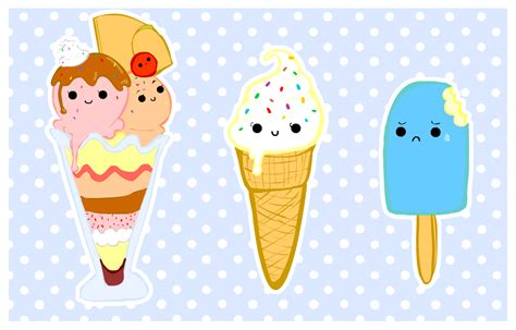 cute foods   frozen selection by purapea on DeviantArt