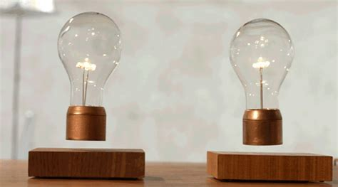 levitating bulb flyte levitating lightbulbs from sweden arcticstartup