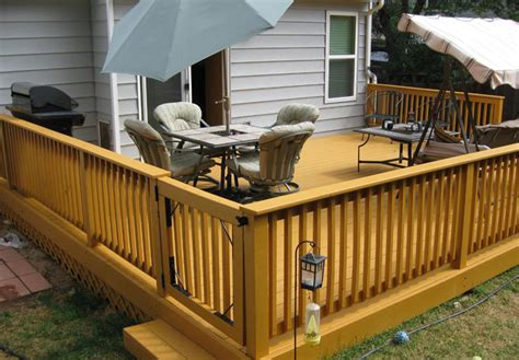 mobile home deck plans what you need to know before designing deck for mobile