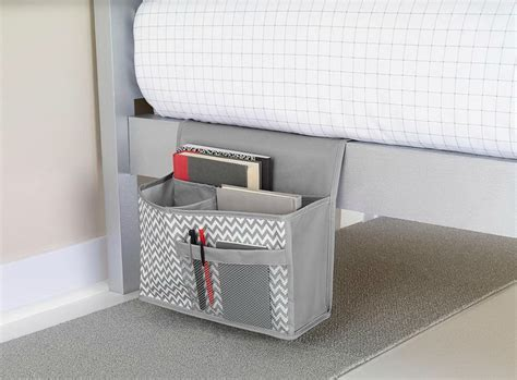 bed pocket bed pocket organizer pattern home design ideas