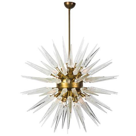Modern Looking Chandeliers Magnificent Mid Century Modern Style Sputnik Chandelier