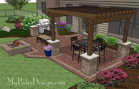 30 small backyard ideas renoguide pergola covered unique patio tinkerturf