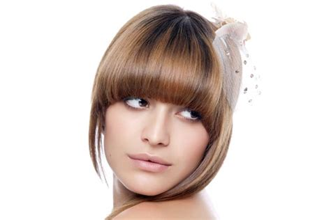 bangs hairstyles definition rounded bangs