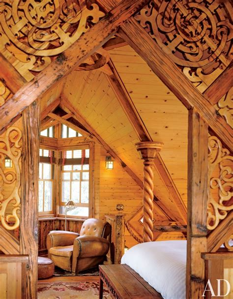 viking home decor designer bryan anderson referenced victorian art nouveau celtic viking and maori design in
