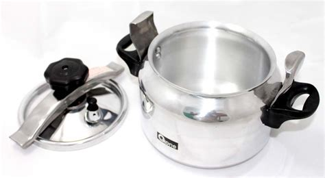 Oxone Panci Presto Ox 2012 Alupress Cooker 12liter buy ox 2004 alupress alumunium pressure cooker oxone 4lt deals for only rp183 000 instead of