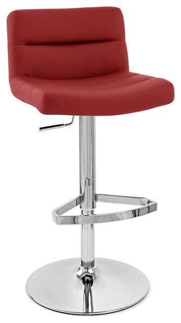 contemporary bar stools swivel lattice swivel barstool red contemporary bar stools