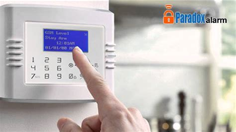 paradox alarm systems sydney paradox security systems