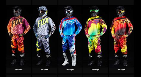 motocross gear los fox racing south bay riders