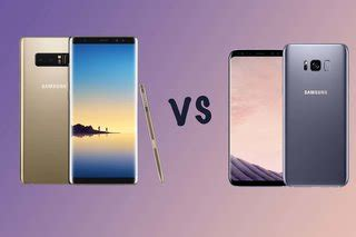 samsung galaxy note 8 vs galaxy s8 vs s8+: what's the
