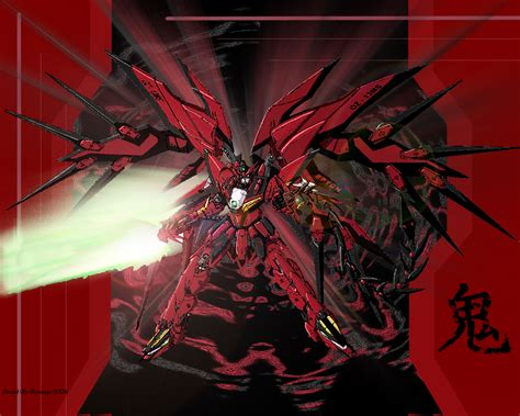 gundam epyon wallpaper mobile suit gundam wing wallpaper epyon custom the oni