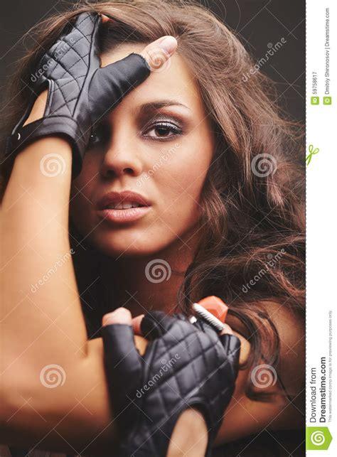 Preety Glam stylish stock photo image 59758617