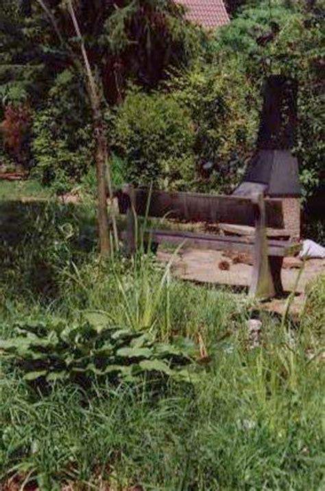 gemauerte grillstelle haus talblick in bobenheim am berg in der pfalz