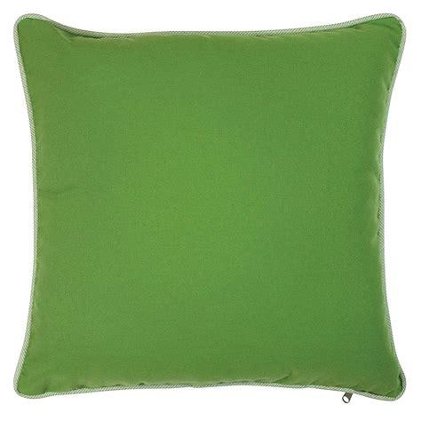 green outdoor cushion 45x45cm hupper