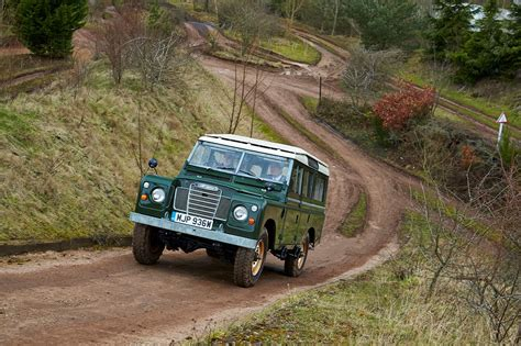 Build A Land Rover by How Many Does It Take To Build A Land Rover