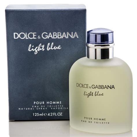 dolce gabbana light blue eau de parfum light blue by dolce gabbana pour homme eau de toilette 4