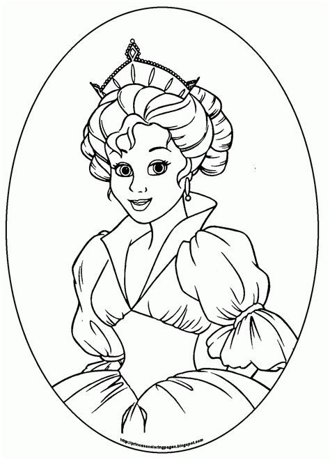 color the halloween coloring page of princess aurora