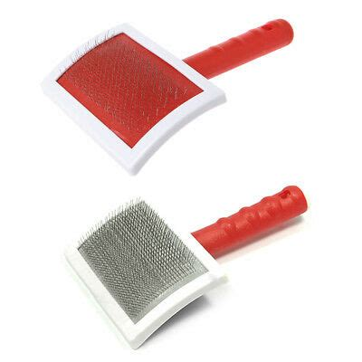 dog cat large shedding grooming hair brush comb