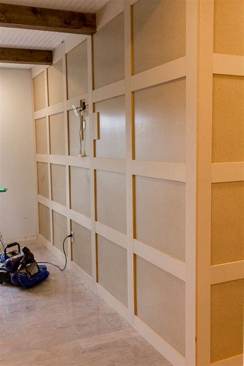 home decor for walls sue master makeover diy paneled wall new home