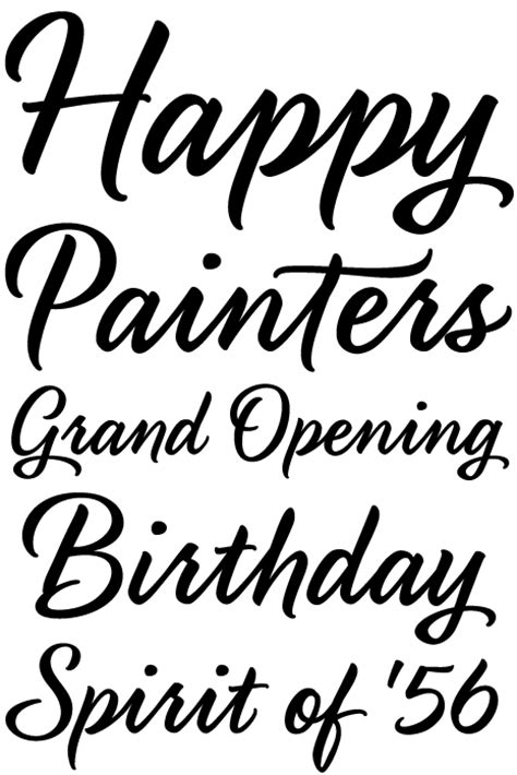 sign painter house brush font sign painter house script font 28 images sign painter
