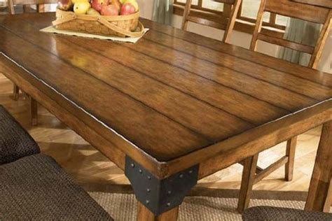 Rustic Dining Room Table Plans Pin By Marla Green Kuhn On Halcyon