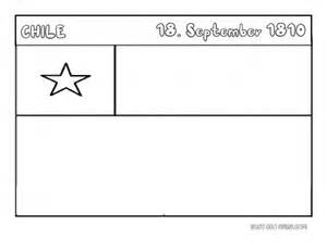 chilean flag coloring page printable flag of chile coloring page printable coloring