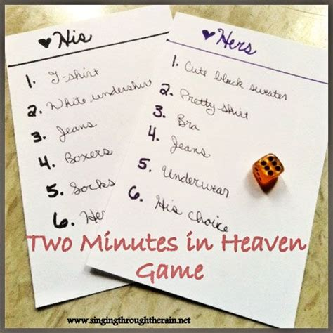 games to spice up the bedroom 2 minutes in heaven an intimacy game for the bedroom