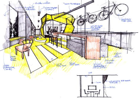 Studio C Sketches by Gallery Of Kliquedesk Studio Of Design And Architecture