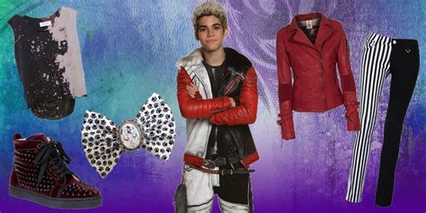descendants style series carlos outfit disney outfits