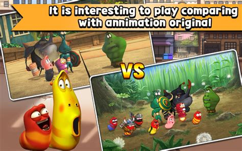 game android larva mod larva heroes lavengers android apps on google play