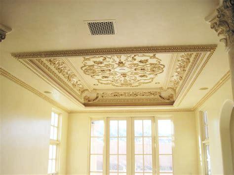 Ornamental Ceiling by Ornamental Ceiling Sam S Custom Interior Finish