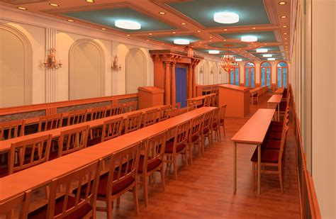 interior layout of a synagogue small synagogue design 20 wide interior view autodesk