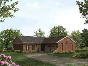 L Shaped Ranch House by Monteray Ranch Home Plan 001d 0071 House Plans And More