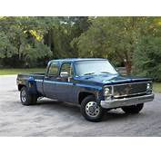 Find Used 1976 Chevrolet C30 1 Ton 3500 Crew Cab Dually