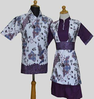 Dress Batik Wanita Ungu butik tanah abang dress cantik gaun pesta murah design bild