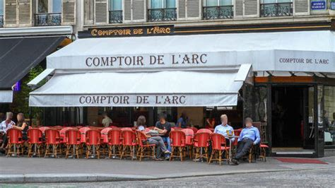 Le Comptoir De L Arc by Comptoir De L Arc 224 Avis Restaurant Menu Prix Et